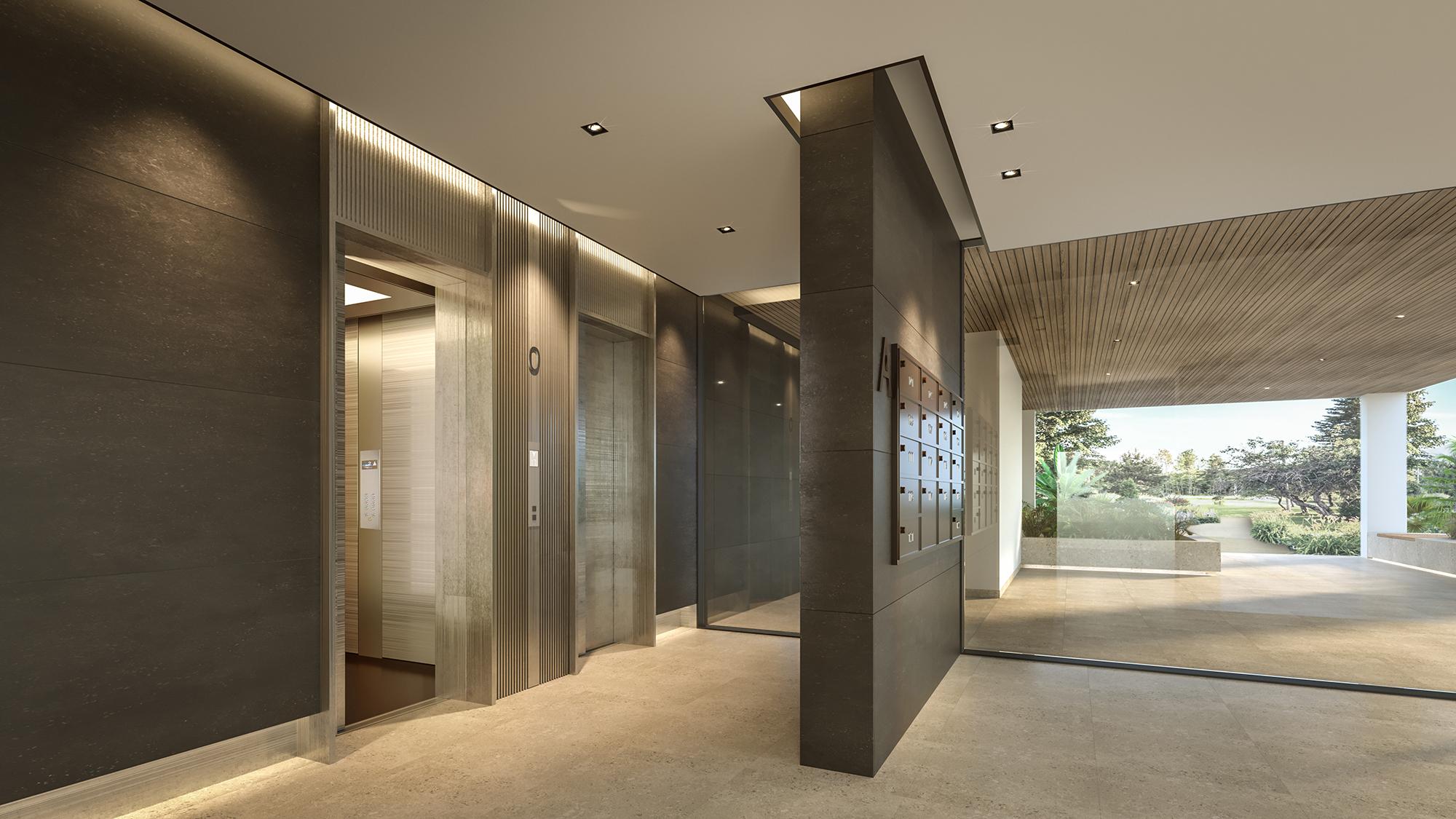 milara-srl-gruppo-postiglione-societa-di-costruzioni-e-vendita-appartamenti-immobili-residenziali-commerciali-cr30-porta-del-mare-ex-marzotto-spazi-comuni-ascensore